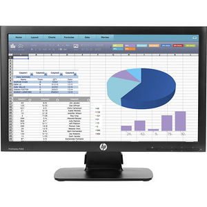 """HP K7X27A8#ABA Business P202 20"""" LED LCD Monitor - 16:9 - 5 ms"""