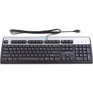 HP J4A11AT#ABA USB Standard Keyboard