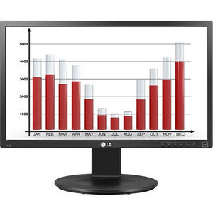 "LG 22MB35D-B 22"" LED LCD Monitor - 16:9 - 5 ms"