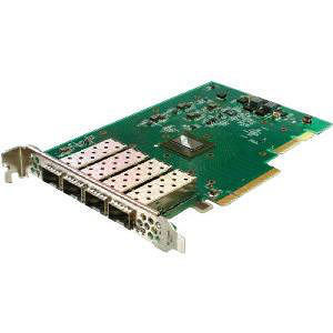 Solarflare SFN7124F Flareon Ultra Quad-Port 10GbE PCIe 3.0 Server I/O Adapter
