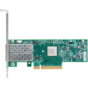 Mellanox MCX4121A-ACAT ConnectX-4 Dual Port 25Gigabit Ethernet Card