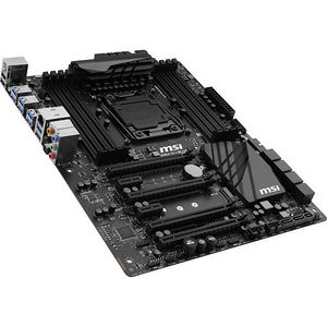 MSI X99A SLI PLUS Desktop Motherboard - Intel Chipset - Socket LGA 2011-v3