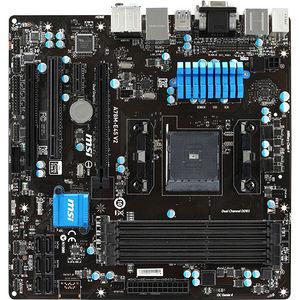 MSI A78M-E45 V2 Desktop Motherboard - AMD Chipset - Socket FM2+