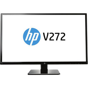 "HP M4B78A8#ABA Business V272 27"" LED LCD Monitor - 16:9 - 7 ms"