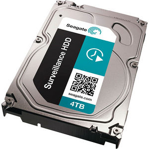 "Seagate STBD4000100 4 TB 3.5"" Internal Hard Drive - SATA"