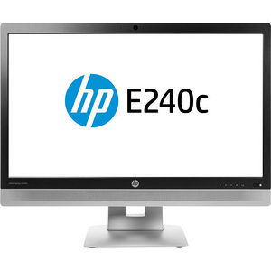 """HP M1P00A8#ABA Business E240c 23.8"""" LED LCD Monitor - 16:9 - 7 ms"""