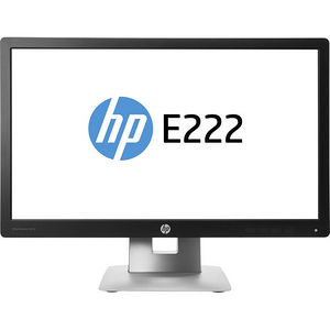 "HP M1N96A8#ABA Business E222 21.5"" LED LCD Monitor - 16:9 - 7 ms"