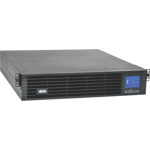Tripp Lite SUINT3000LCD2U 3000VA 2700W INTL UPS Smart Online LCD Rackmount 208/230V USB 2U