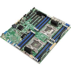 Intel DBS2600CWTR S2600CWTR Server Motherboard - Chipset - Socket LGA 2011-v3