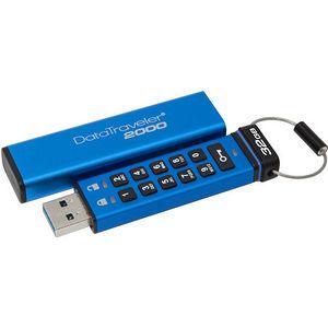 Kingston DT2000/32GB 32GB DataTraveler 2000 USB 3.1 Flash Drive