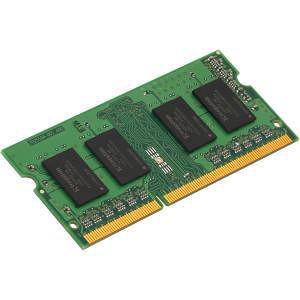 Kingston KCP313SS8/4 4GB Module - DDR3 1333MHz - non-ECC - Unbuffered