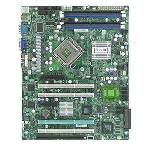 Supermicro MBD-X7SBE-O X7SBE Server Motherboard - Intel 3210 Chipset - Socket T LGA-775 - Retail