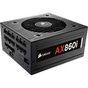 Corsair CP-9020037-NA AX860i ATX12V & EPS12V 860W Power Supply