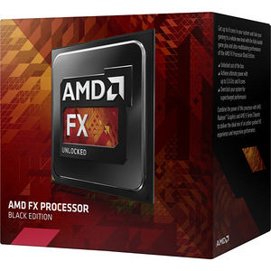 AMD FD8300WMHKBOX FX-8300 8 Core 3.30 GHz Processor - Socket AM3+
