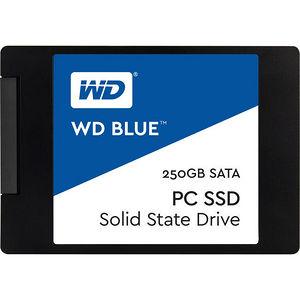 WD WDS250G1B0A Blue 250GB Internal SSD Solid State Drive - SATA 6Gb/s 2.5 Inch