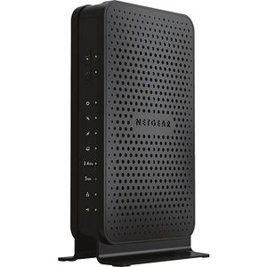 NETGEAR C3700-100NAS C3700 IEEE 802.11ac Cable Modem/Wireless Router