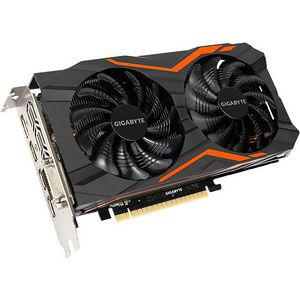 GIGABYTE GV-N105TG1 GAMING4GD GeForce GTX 1050 Ti Graphic Card - 1.39 GHz Core - 4 GB GDDR5