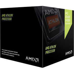 AMD AD880KXBJCSBX Athlon X4 880k Quad-core (4 Core) 4 GHz Processor - Socket FM2+ Retail Pack