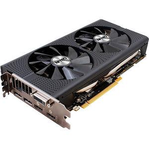 Sapphire 11256-02-20G NITRO+ Radeon RX 470 Graphic Card - 1.12 GHz Core - 8 GB GDDR5 - PCI-E 3.0