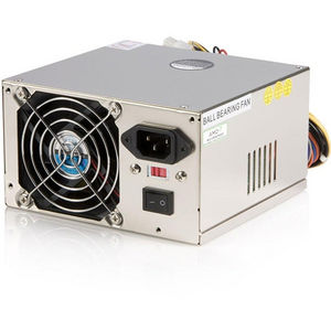 StarTech ATX2PW400PRO 400W Power Supply - ATX12V 2.01 - AC 115/230 V