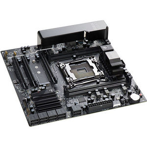 EVGA 131-HE-E095-KR X99 Micro2 Desktop Motherboard - Intel Chipset - Socket LGA 2011-v3
