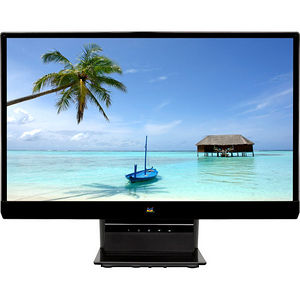 "ViewSonic VX2770SMH-LED 27"" LED LCD Monitor - 7 ms"