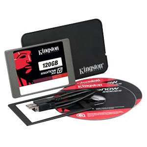 "Kingston SV300S3N7A/120G SSDNow V300 120 GB 2.5"" Internal Solid State Drive - SATA"