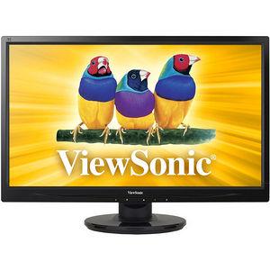 "ViewSonic VA2446M-LED 24"" LED LCD Monitor - 16:9 - 5 ms"