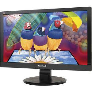 """ViewSonic VA2055SA Value 20"""" LED LCD Monitor - 16:9 - 25 ms"""