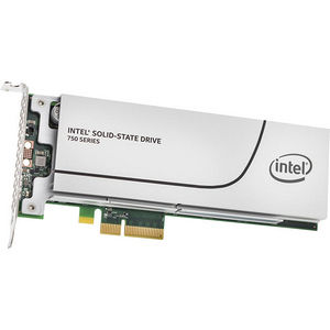 Intel SSDPEDMW012T4X1 750 1.20 TB Internal Solid State Drive - PCI Express - Plug-in Card