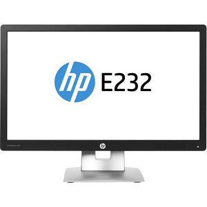 "HP M1N98AA#ABA Business E232 23"" LED LCD Monitor - 16:9 - 7 ms"
