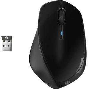 HP H2W16AA#ABC X4500 Wireless (Black) Mouse