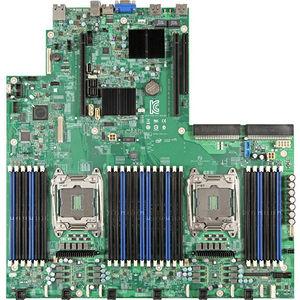 Intel S2600WT2R Server Motherboard - C612 Chipset - Socket LGA 2011-v3 - 1 Pack