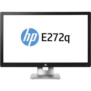 """HP M1P04A8#ABA Business E272q 27"""" LED LCD Monitor - 16:9 - 7 ms"""