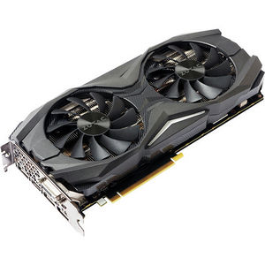ZOTAC ZT-P10700C-10P GeForce GTX 1070 Graphic Card - 1.61 GHz Core - 8 GB GDDR5 - PCI-E 3.0