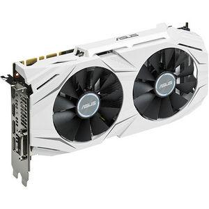 ASUS DUAL-GTX1070-8G GeForce GTX 1070 Graphic Card - 1.53 GHz Core - 8 GB GDDR5 - PCIE 3.0