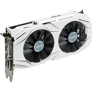 ASUS DUAL-GTX1060-O6G GeForce GTX 1060 Graphic Card - 1.59 GHz Core - 6 GB GDDR5 - PCIE 3.0