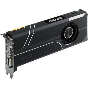 ASUS TURBO-GTX1080-8G GeForce GTX 1080 Graphic Card - 1.61 GHz Core - 8 GB GDDR5X - PCIE 3.0