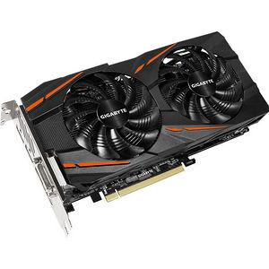 GIGABYTE GV-RX480G1 GAMING-4GD Radeon RX 480 Graphic Card - 1.29 GHz Core - 4GB GDDR5 - PCIE 3.0x16