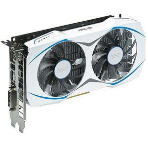 ASUS DUAL-RX460-O2G Radeon RX 460 Graphic Card - 1.24 GHz Boost Clock - 2 GB GDDR5 - PCIE 3.0