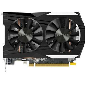 ZOTAC ZT-P10510B-10L GeForce GTX 1050 Ti Graphic Card - 1.39 GHz Core - 4 GB GDDR5