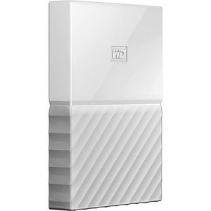 WD WDBYNN0010BWT-WESN My Passport 1 TB External Hard Drive
