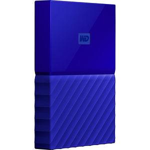 WD WDBYNN0010BBL-WESN My Passport 1 TB External Hard Drive