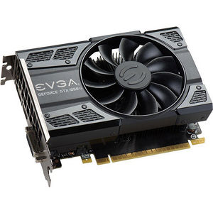 EVGA 04G-P4-6253-KR GeForce 1050 Ti Graphic Card - 1.35 GHz Core - 4 GB GDDR5 - PCIE 3.0 x16