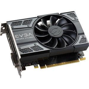 EVGA 04G-P4-6251-KR GeForce 1050 Ti Graphic Card - 1.29 GHz Core - 4 GB GDDR5 - PCIE 3.0 x16