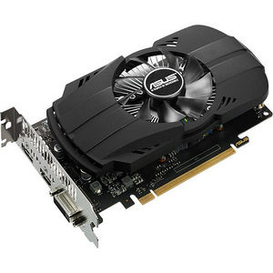 ASUS PH-GTX1050TI-4G GeForce GTX 1050 TI Graphic Card - 1.29 GHz Core - 4 GB GDDR5 - PCIE 3.0