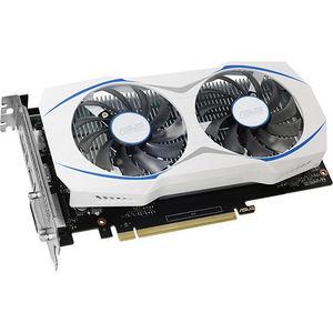ASUS DUAL-GTX1050TI-O4G GeForce GTX 1050 TI Graphic Card - 1.34 GHz Core - 4 GB GDDR5 - PCIE 3.0