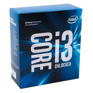 Intel BX80677I37350K Core i3-7350K Dual-core (2 Core) 4 GHz Processor - LGA-1151