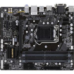 GIGABYTE GA-B250M-DS3H Ultra Durable Desktop Motherboard - Intel B250 Chipset - Socket H4 LGA-1151