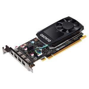 PNY VCQP600-PB Quadro P600 Graphic Card - 2 GB GDDR5 - PCI-E 3.0 x16 - Low-profile - Single Slot